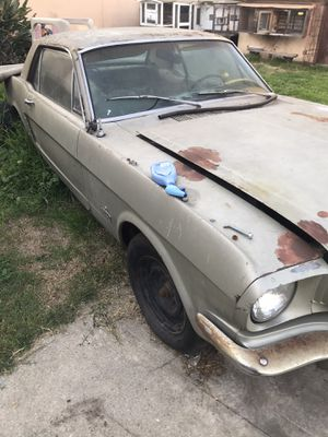 1965 Ford Mustang coupe for Sale in Los Angeles, CA