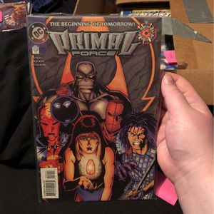 DC Primal Force #0 for Sale in Mount Prospect, IL