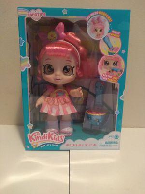 Shopkins Kindi Kids Snack Time Friends Donatina Doll for Sale in Hapeville, GA