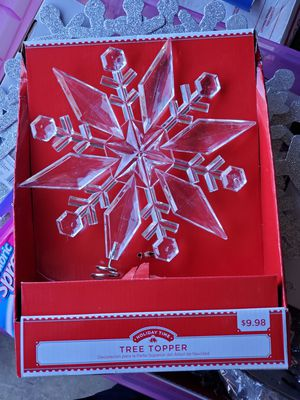 Christmas Tree Topper for Sale in Anaheim, CA