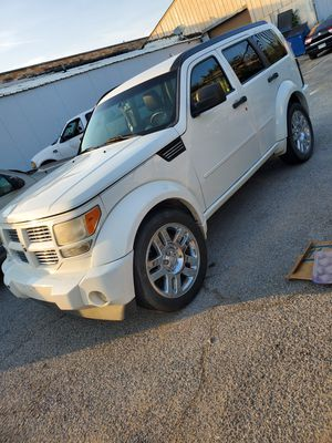 Jeep nitro no title for parts or all for Sale in Dallas, TX