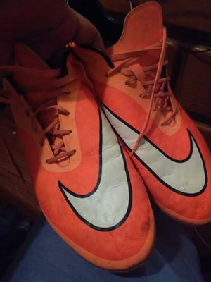 Hypervenom Nike Cleats ($25 obo) for Sale in San Diego, CA