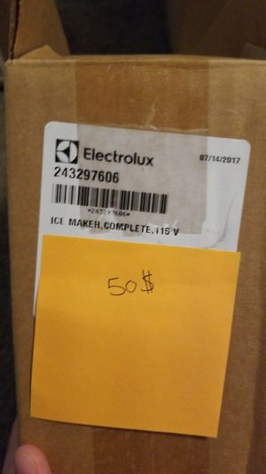 Electrolux Ice Maker 243297606 for Sale in Mesa, AZ