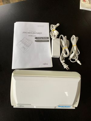 Fujitsu Color Image Scanner for Sale in Olympia, WA