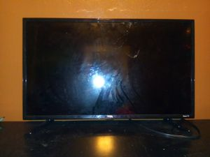 Free Plasma Tv It Only Has Audio To Hear Music On You're Device From YouTube Account for Sale in Fresno, CA