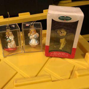 Three Oranaments for Sale in Redlands, CA