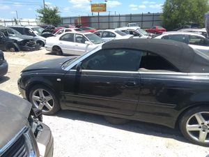 2005 Audi A4, PARTS ONLY!!! for Sale in Grand Prairie, TX