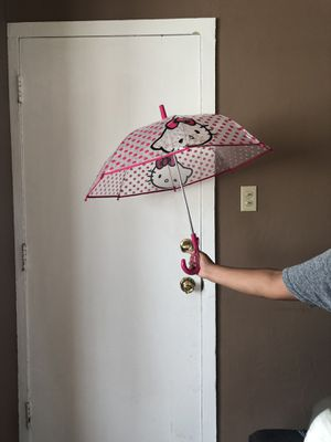 Hello kitty umbrella for Sale in Imperial Beach, CA