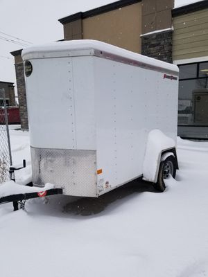 utility tráiler 5.5 x 8' for Sale in Salt Lake City, UT