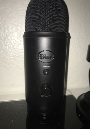 RECORDING MICROPHONE BY BLUE for Sale in Corona, CA
