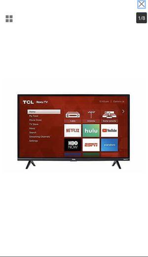 "TCL 32S327 32"" Full HD LED Roku Smart TV w/ 3 HDMI & Built-in WiFi for Sale in Longview, WA"