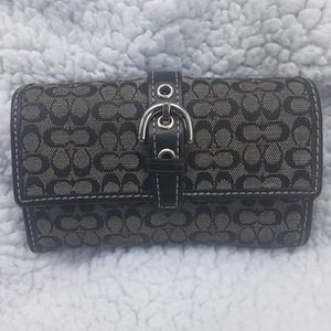 Coach Wallet and Mirror W/Case-Price Dropped for Sale in Fort Worth, TX