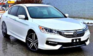 AM/FM Stereo 2015 Accord  for Sale in Valley City, ND