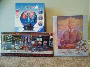 Puzzles for Sale in Grayson, GA