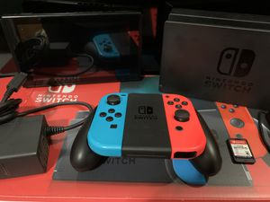 NEW! Nintendo Switch for Sale in Chicago, IL