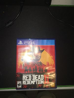 Red dead redemption 2 (RDR2) for Sale in Renton, WA