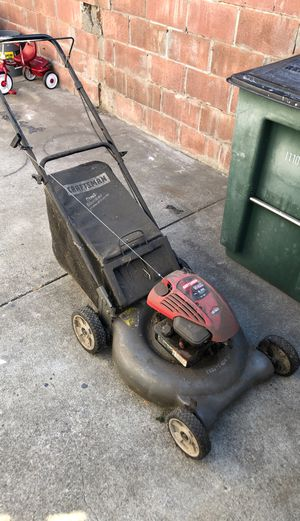 Lawn mower for Sale in San Pablo, CA