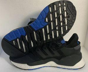 Adidas Original EQT Support 91/18 Running Shoes D97061 Black Blue Men's SZ 7 for Sale in El Mirage, AZ