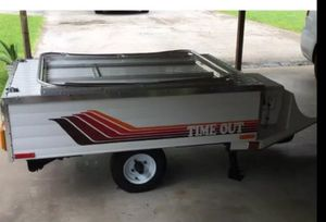 2011 Time Out Camper Trailer for Sale in Ames, TX
