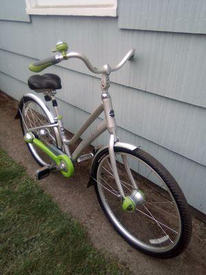 Trek automatic lime 3 speed bike new 275bucks for Sale in Tacoma, WA