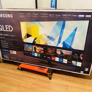 NEW TV SAMSUNG QLED 75 inch for Sale in Brooklyn, NY