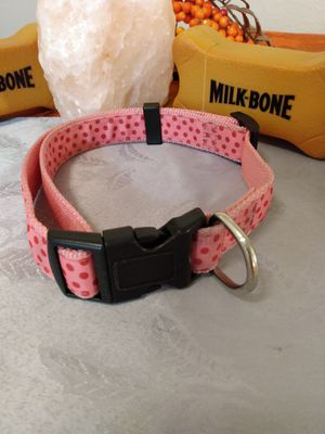 Pet Dog Collar Sz Med for Sale in Riverside, CA