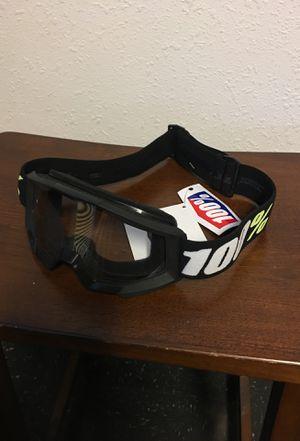 Brand new 100% mini goggles for Sale in San Dimas, CA