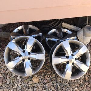 Overland Jeep Rims for Sale in Englewood, CO