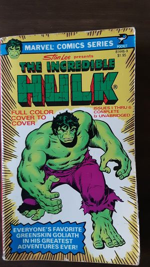 Marvel comics presents pocket book for Sale in Palatine, IL
