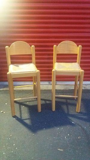 Vintage wicker bar chairs for Sale in Manassas Park, VA