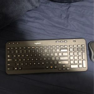 Logitech Wireless Mouse And Keyboard for Sale in Tualatin, OR