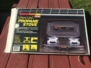 Camping Propane Stove for Sale in Silver Spring, MD