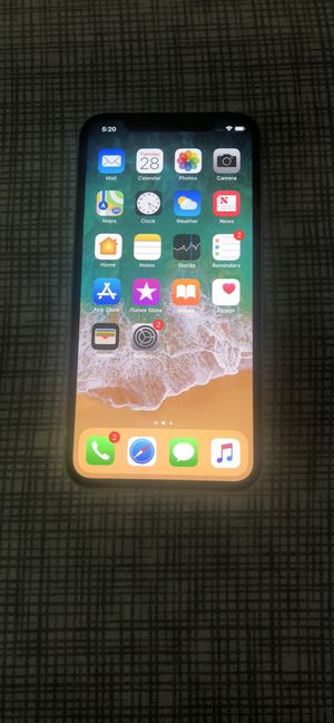 IPHONE X 64GB UNLOCKED!! for Sale in Austin, TX