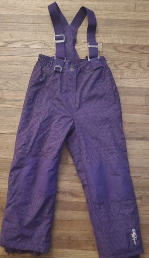 32 DEGREES SNOW SKI PANTS OVERALLS /BIB CHILD SIZE 7/8 PRE-OWNED for Sale in Lynwood, CA