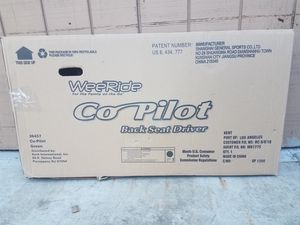 Kazam WeeRide Co-Pilot Bike Trailer Factory sealed in the box for Sale in Inman, SC