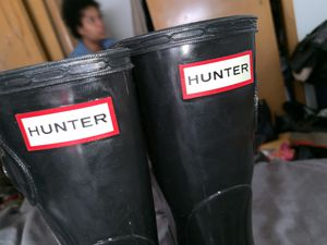 Hunter Boots / Rain Boots for Sale in Vernon, WI