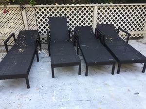 Patio furniture $500 for Sale in Los Angeles, CA