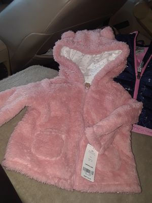 12 month baby girl jacket for Sale in San Jose, CA