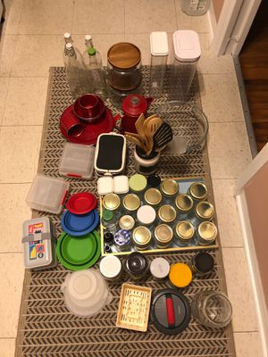 Kitchen items (read description) for Sale in Fort Lauderdale, FL