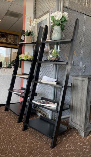 Ladder shelf's $179 each for Sale in Las Vegas, NV
