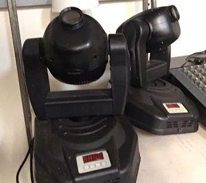 Hulak-150 Moving Head Intelligent DJ Light Eliminator Lighting Model Emh for Sale in Portland, OR