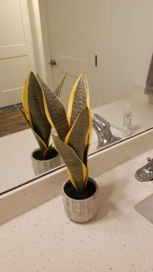 Potted Plant (Artificial) for Sale in Orem, UT
