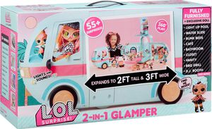 Lol Doll 2in1 Glamper for Sale in Los Angeles, CA