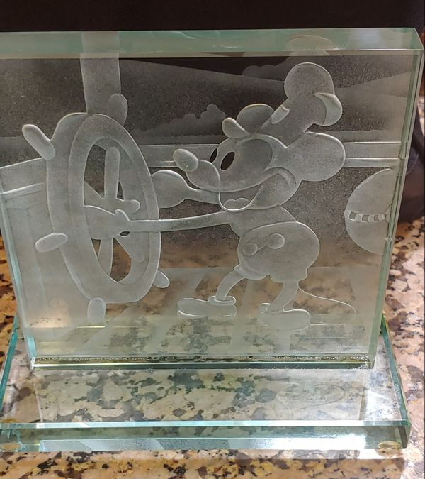 Mickey Mouse Steamboat
