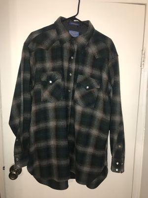 Pendleton shirt XL 50 for Sale in Escondido, CA