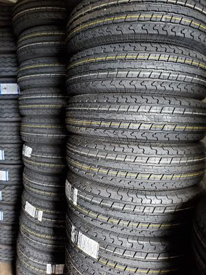 225/75/15 NEW TRAILER TIRES 10PLY FOR 65 DOLLARS EACH for Sale in Houston, TX