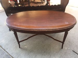 Darling Antique Tea Table for Sale in Midvale, UT