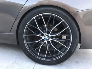 20 inch BMW M SERIES RIMS WITH TIRES for Sale in Miami, FL