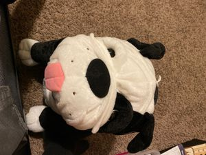 Dave and Busters Stuffed animal pug for Sale in Cheyenne, WY