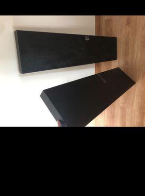 Wall shelves (43' length, 10' width, 2' depth) for Sale in Revere, MA